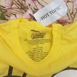 Nickelodeon Shirts - Spongbob Square pants T Shirt